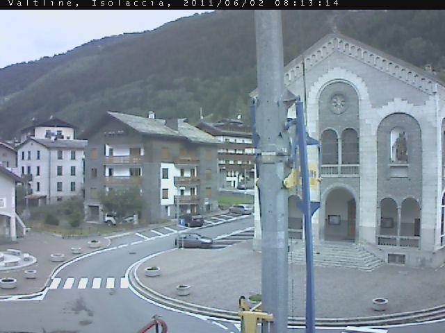 Webcam Valdidentro Isolaccia