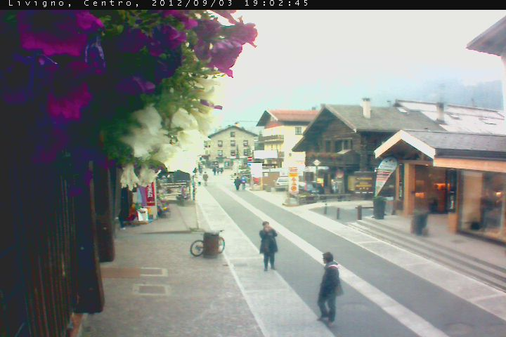 Webcam livigno immagini e video in tempo reale sempre for Camera diretta